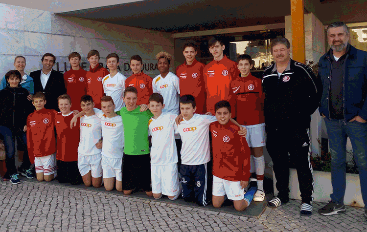 We were pleased to hold the stage for F. C. Rothenburg team of Switzerland in 2018