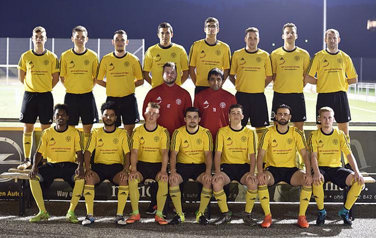 We were pleased to hold the stage for FC Gränichen team of Switzerland in 2018.