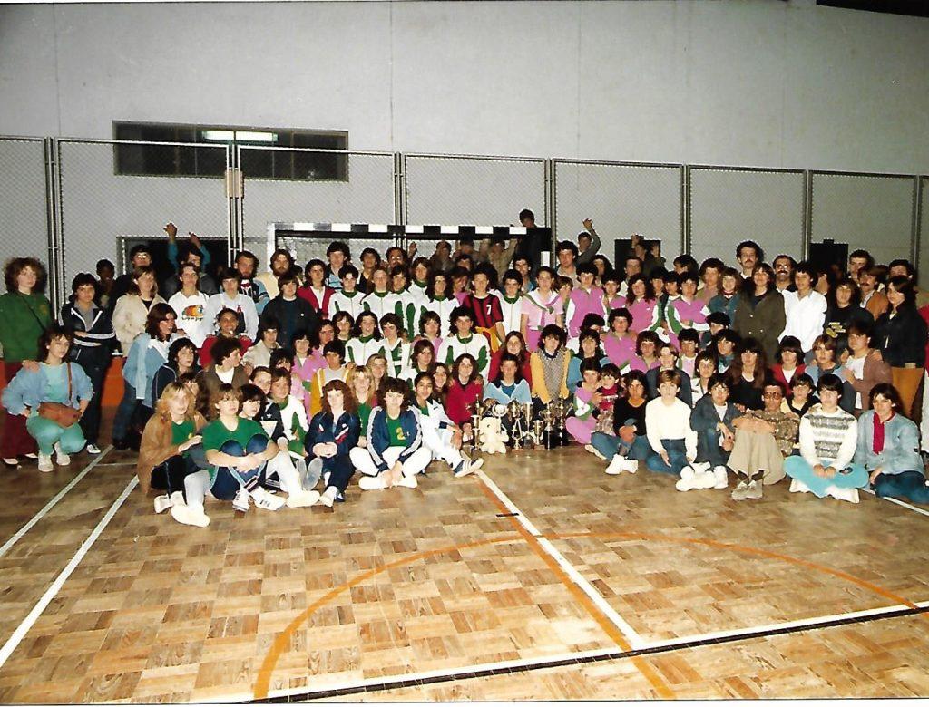 1st Tournament 1983
